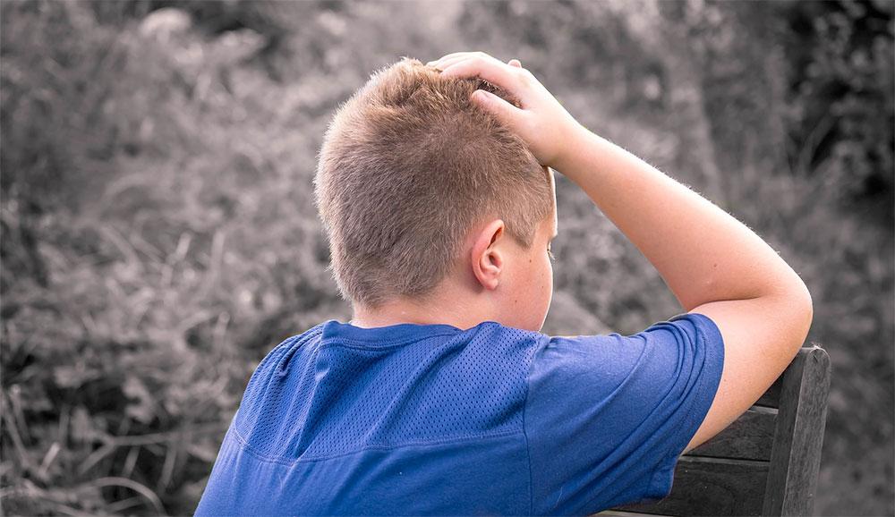 Ansiedad en niños y adolescentes